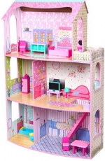 2015 wooden dollhouse sell well